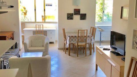 2 חדרים בטלביה – רחוב מרכוס