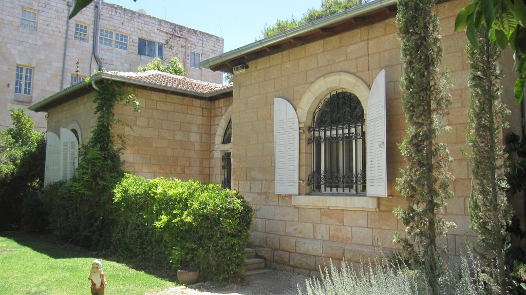 Authentic Private House For Rent In Talbieh – Balfour Street