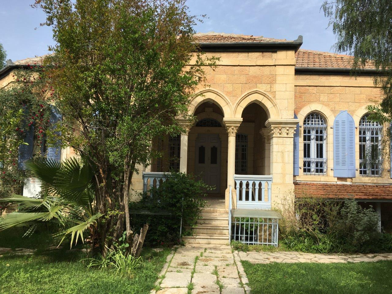 Magnifique maison privée a la Moshava Haguermanit
